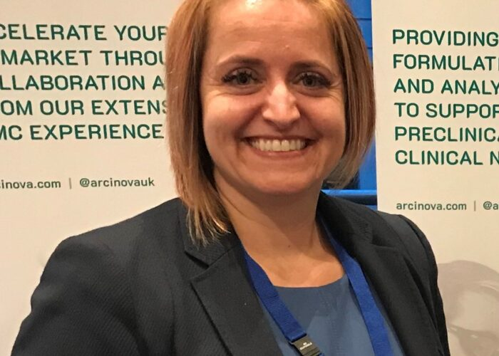 Arcinova's Senior Director of Business Development Europe named 2020 Northern Powerhouse Export Champion