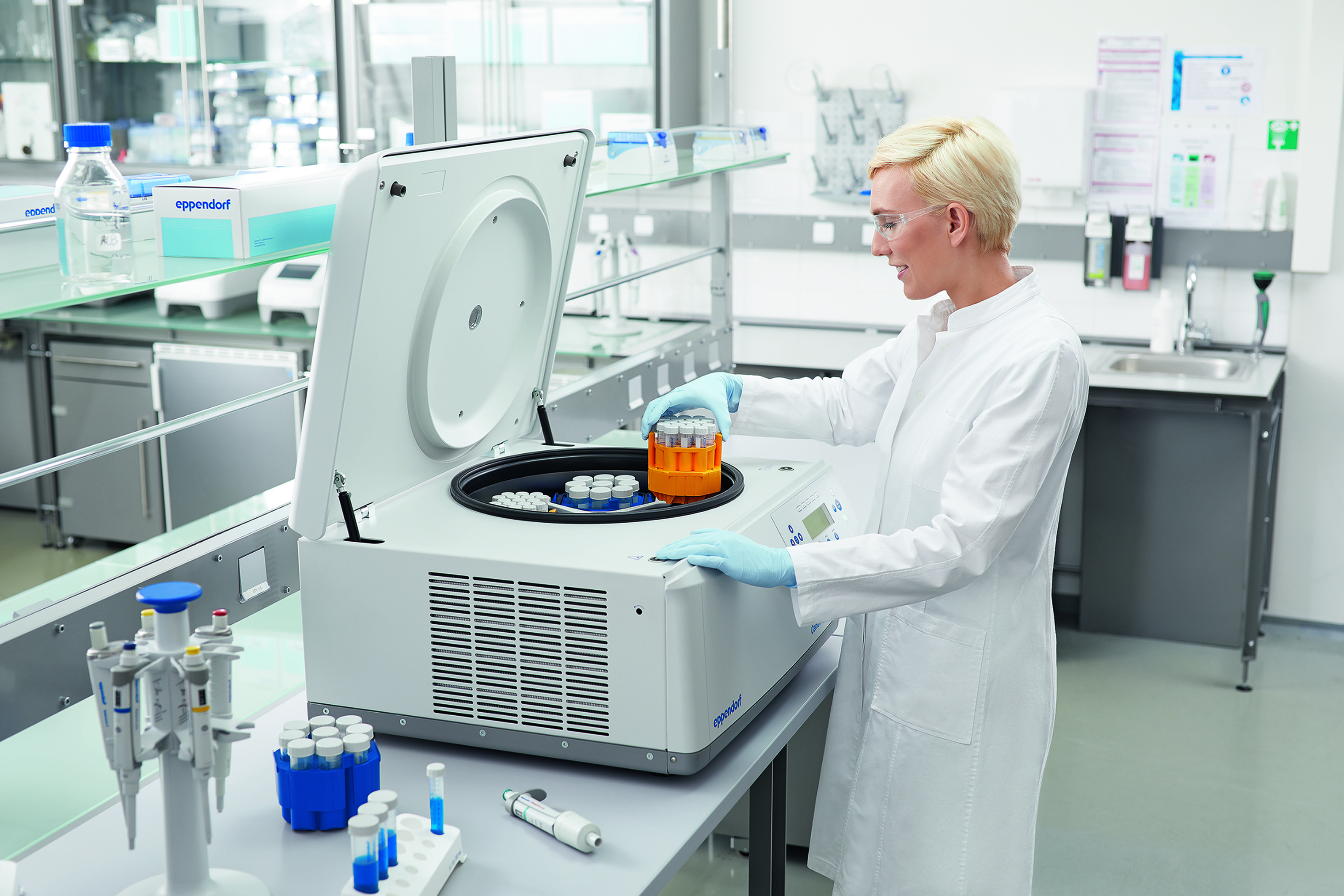 Eppendorf – A New Spin on Centrifugation