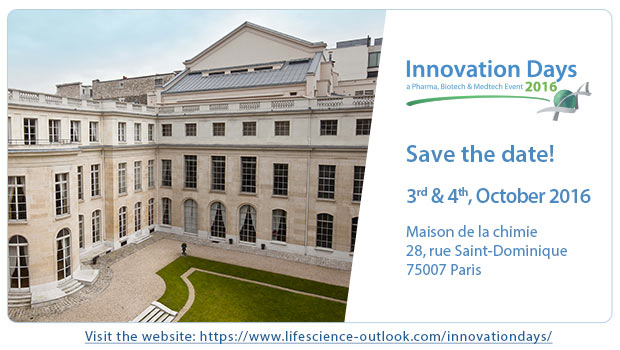 Innovation Days : A Life Sciences partnering event