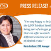 LINK Medical strengthens its stand-out Real World Evidence (RWE) department with a uniquely qualified expert, Maria Hortlund.