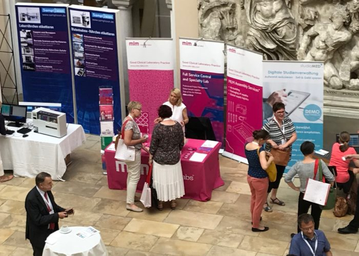 Successful D|A|C|H Conference for Clinical Trials in Zürich