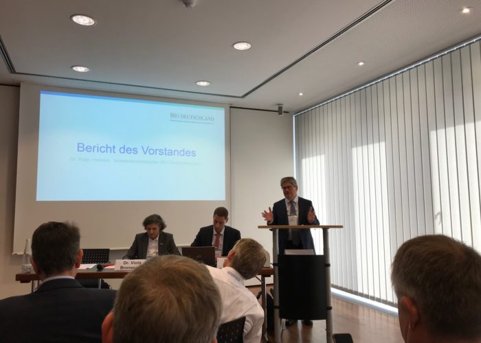 BIO Deutschland General Assembly