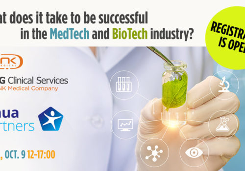 Biotech and Medtech event Oct. 9th!