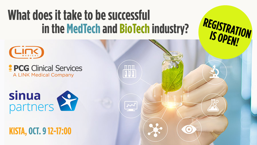 What does it take to be successful in the MedTech and BioTech industry?