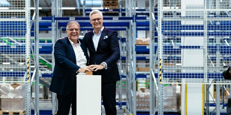 Scandinavia's largest pharmaceutical logistics centre goes live