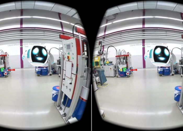 Experience our LSR Capabilities in Virtual Reality