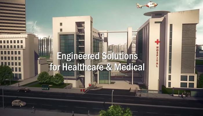 Engineered Solutions for Healthcare & Medical