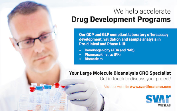 Wieslab help accelerate drug development programs