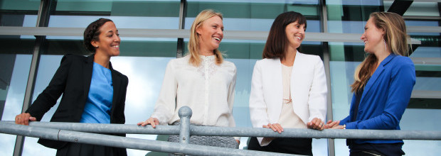female leader engineers