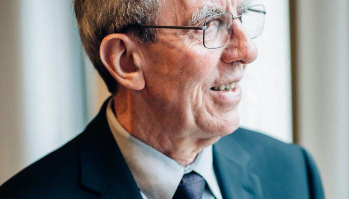 Nobel Laureate Chemistry 2016: Jean-Pierre Sauvage