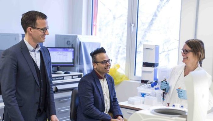 Co-cluster project at OCC stimulates IT-Biotech collaborations