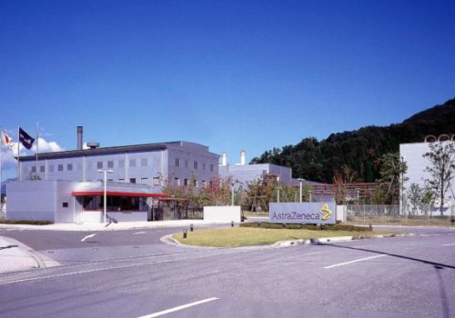 Maihara factory in Japan