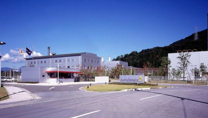 Regulatory submission in Japan for AstraZeneca