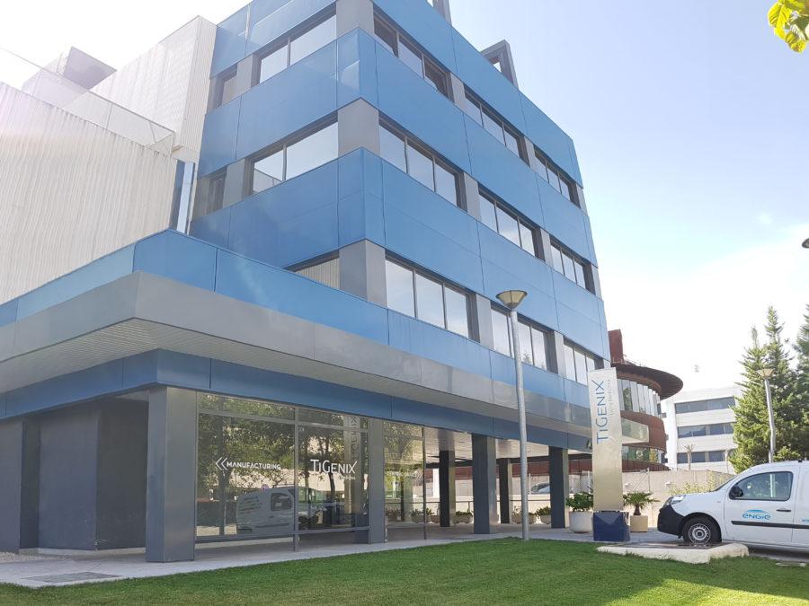 Tigenix office