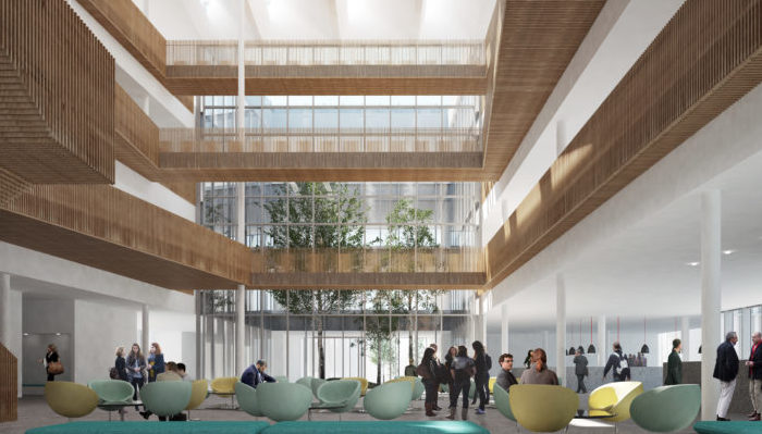 EUR 30 million financing to the new ESS Campus