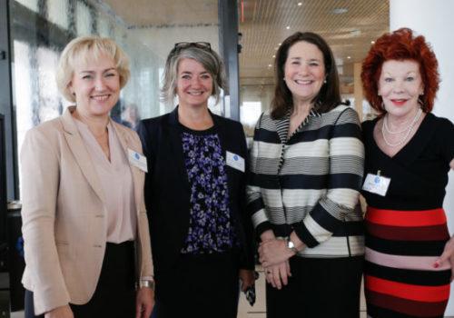 SALSS Goes to Washington Women in power