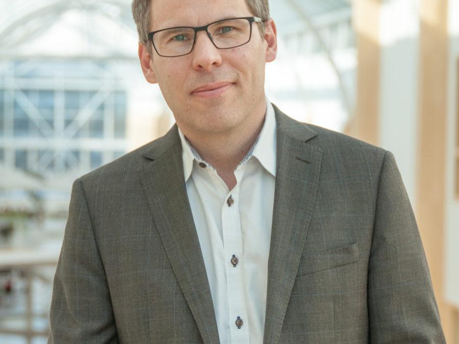 Mats Hansen CEO Spago Nanomedical