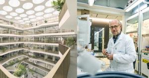 Biomedicum och Martin Haraldsson