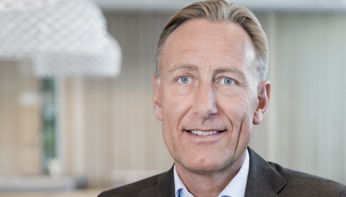 Jan-Olof Jacke is the new CEO of Svenskt Näringsliv