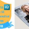Pharma IQ Top 50 Pharma Blogs