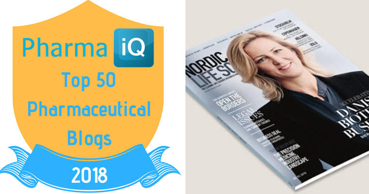 Pharma IQ Top 50 Pharma Blogs