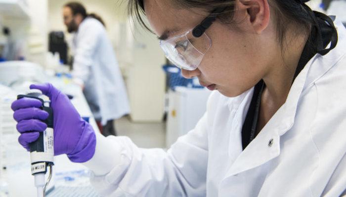 Update on AstraZeneca's AERISTO trial