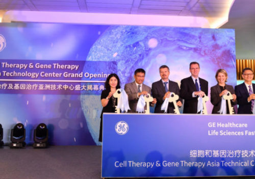 GE Healthcare Life Science Cell Gene Therapy Center Shanghai
