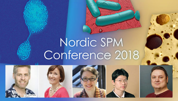 10 – 11 October 2018: Nordic SPM Conference & User Meeting