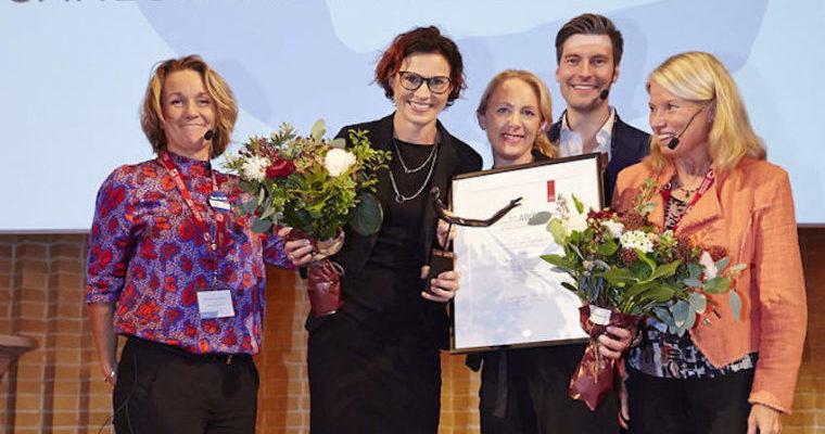 Arvid Carlsson Award 2018