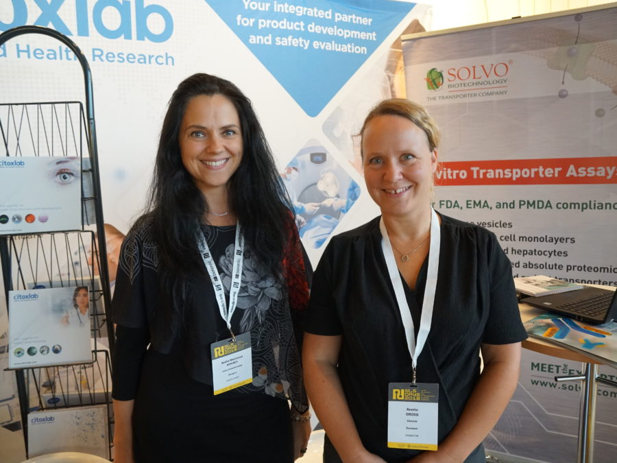 Citoxlab and Solvo Biotechnology