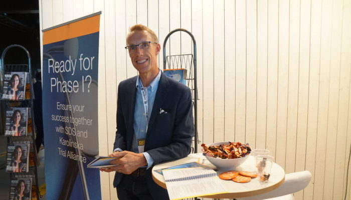 NLSDays Special: Mini-Interview with Karolinska Trial Alliance