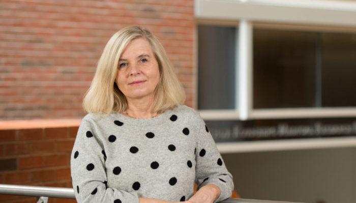 Maiken Nedergaard receives the Nordic Fernström Prize