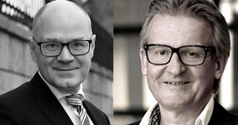 Sverre Bengtsson and Ola Gudmundsen