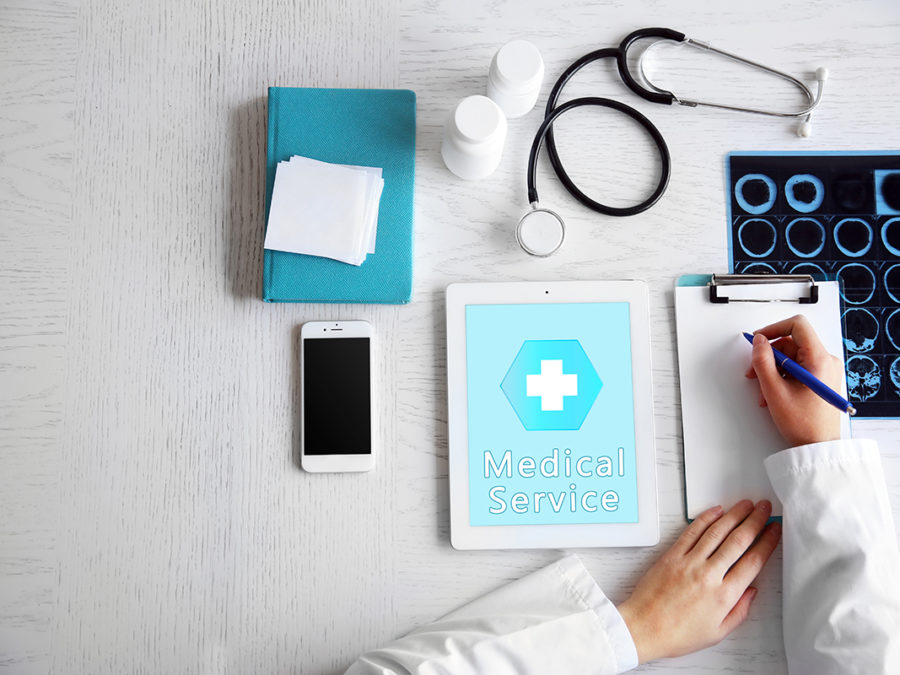 New health tech jobs