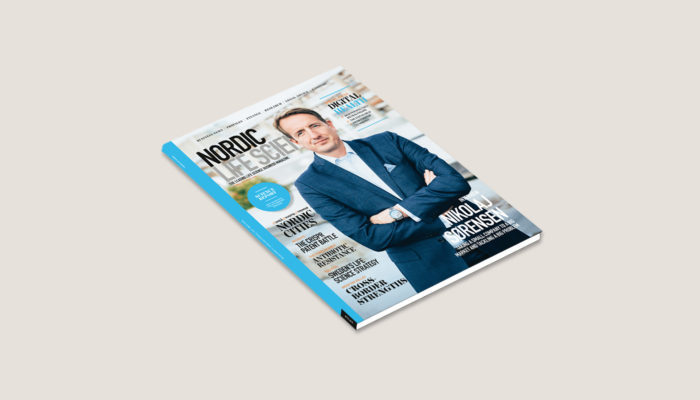 A new issue of Nordic Life Science magazine is out!