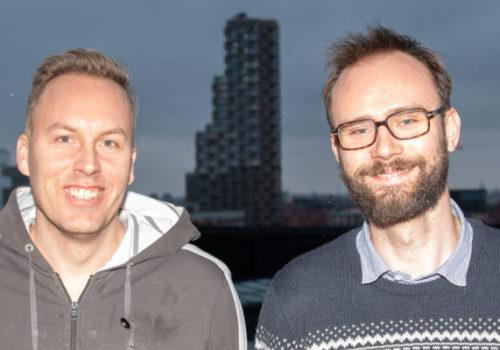 Rickard Sandberg and Anton Larsson
