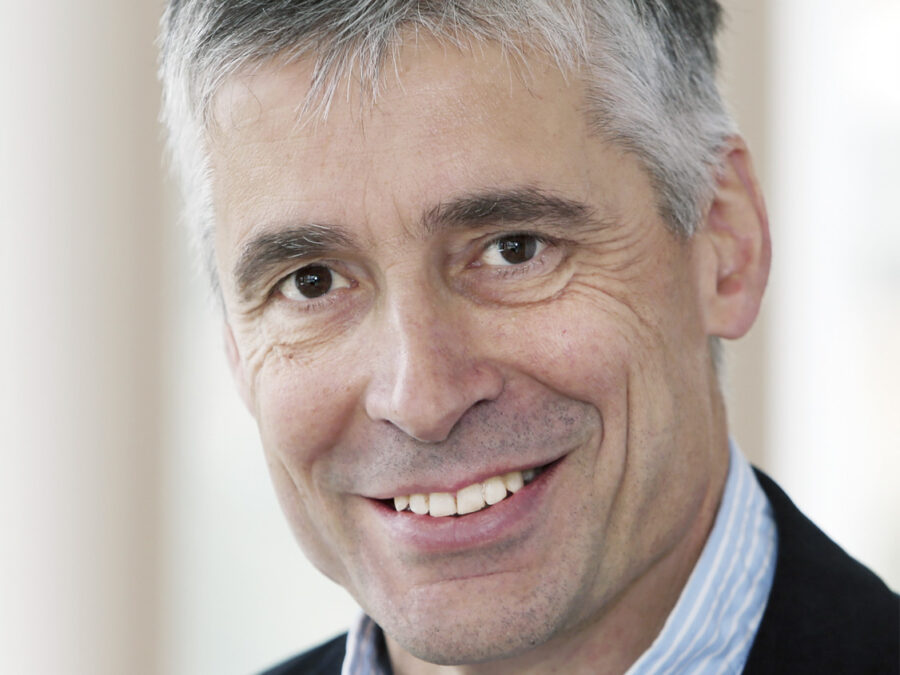 Göran Forsberg, CEO, Cantargia