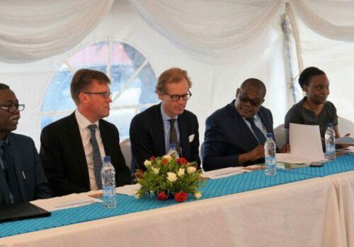 Scandinavian Biopharma officially starts their development program in Africa