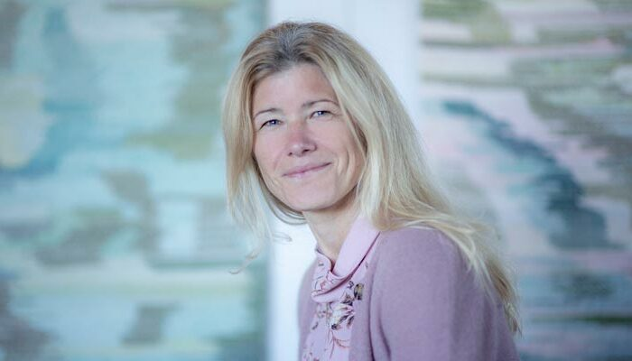 She is the new Chair of the Research-based Pharmaceutical Industry in Sweden