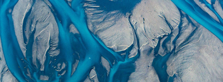 Flätade floder