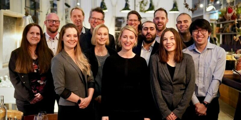 Sigrid Therapeutics team