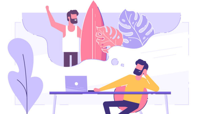 10 tips for going back to work after vacation