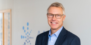 Jonas Lindqvist is the new Director of Operations at AMRA