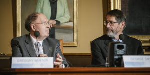 Nobel Special: Chemistry Laureates 2018 George P. Smith and Sir Gregory Winter