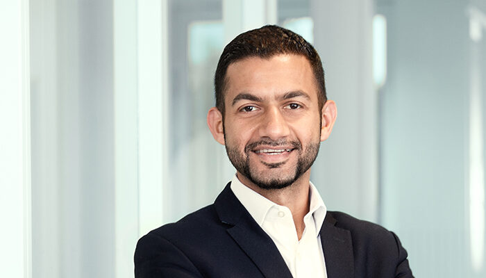Namir Hassan is the new CEO of Zelluna Immunotherapy