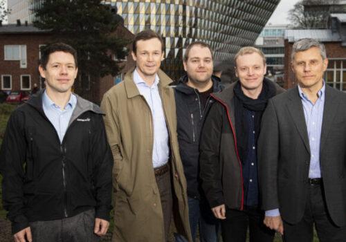 Peter Ström Martin Eklund Kimmo Kartasalo Henrik Olsson Lars Egevad Photo Stefan Zimmerman