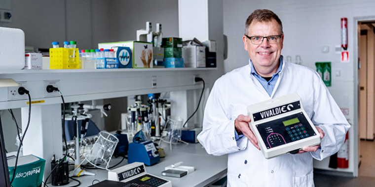 Dtu And Collaborators Are Developing A Quick Covid 19 Test Kit Nordic Life Science The Leading Nordic Life Science News Service