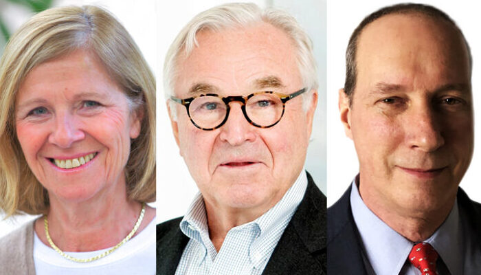 Karolinska Institutet's Board of Research has appointed 3 new honorary doctors