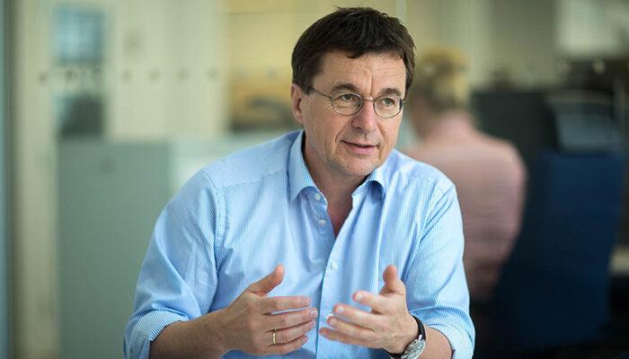 Richard Hausmann named Best MedTech CEO