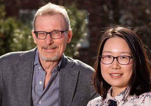 Pär Sparen and Jiayao Lei